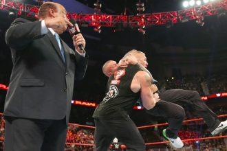 Monday Night Raw Atlanta