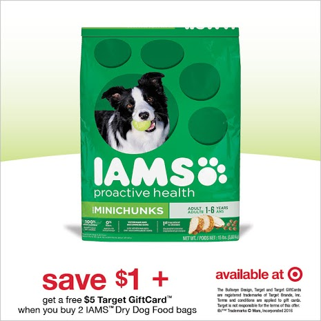 IAMS Dog Food at Target #IamsDogOffer #ad