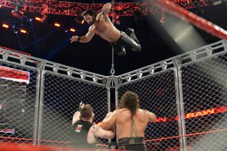 Monday Night Raw from Memphis