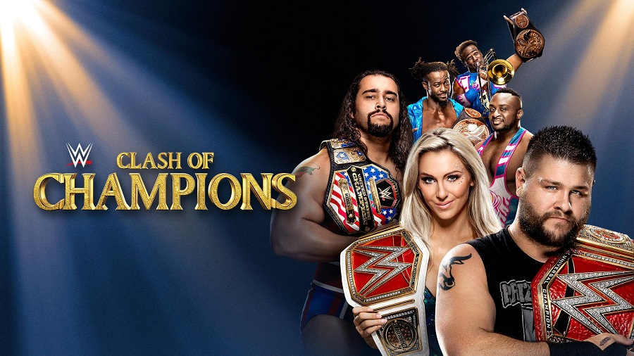 Clash of Champions Poster