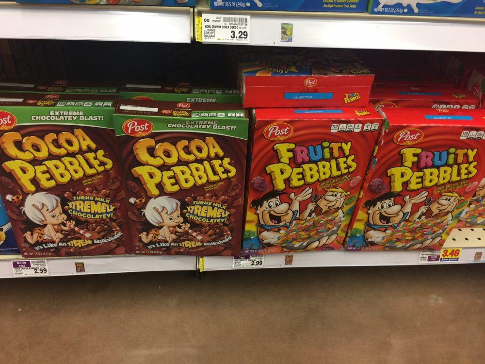Pebbles #realvaluerealdelicious #ad