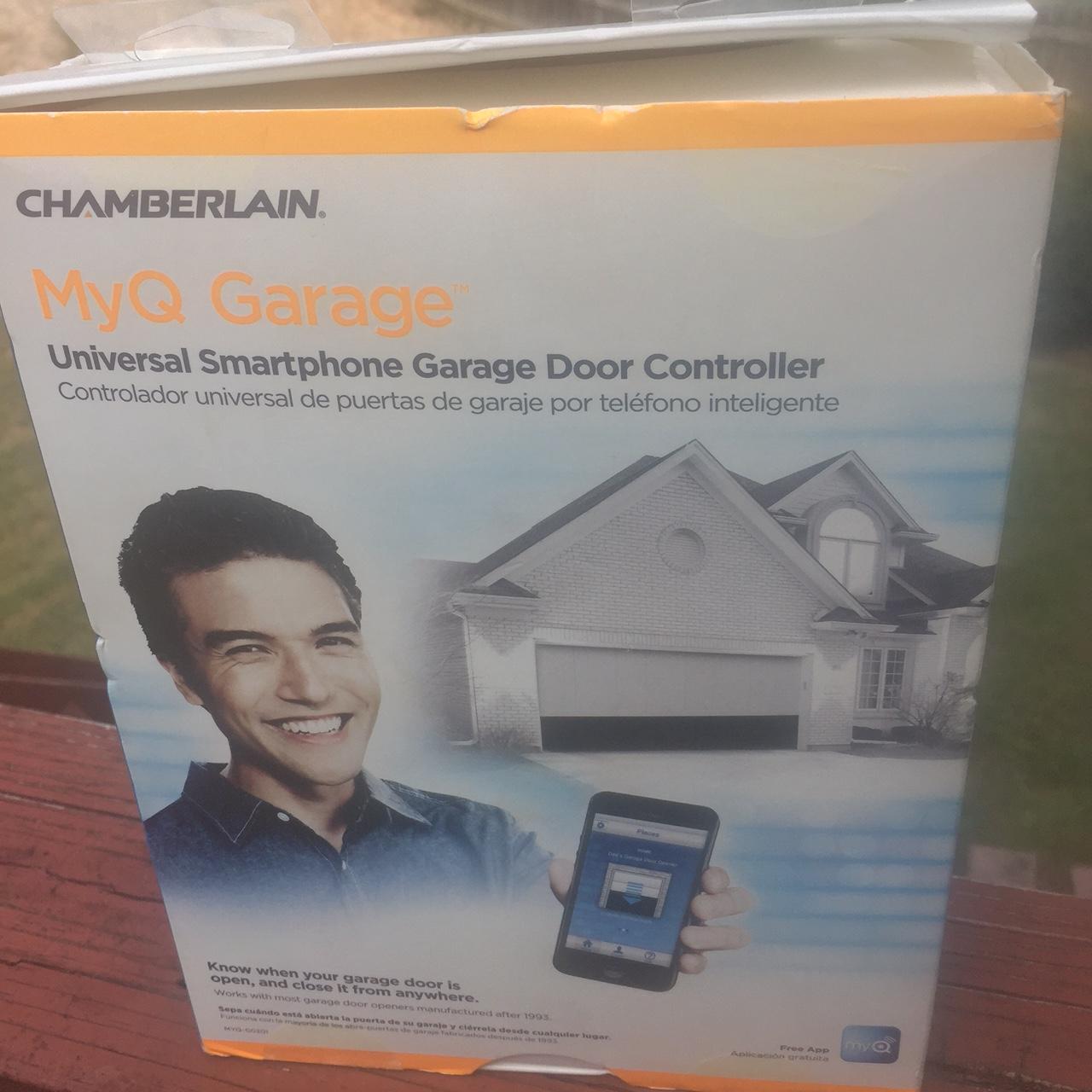 Chamberlain MyQ Garage Opener