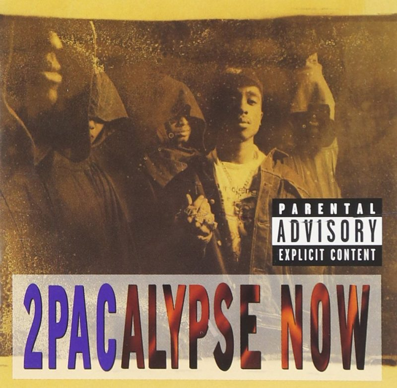 2Pac 2Pacalypse Now
