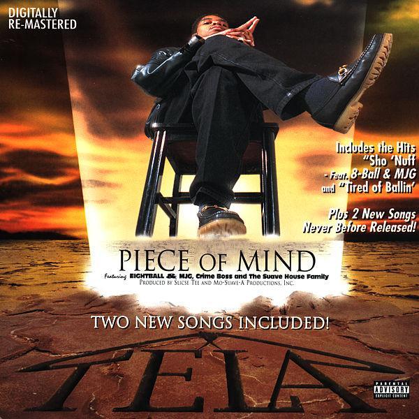 Piece of Mind Tela
