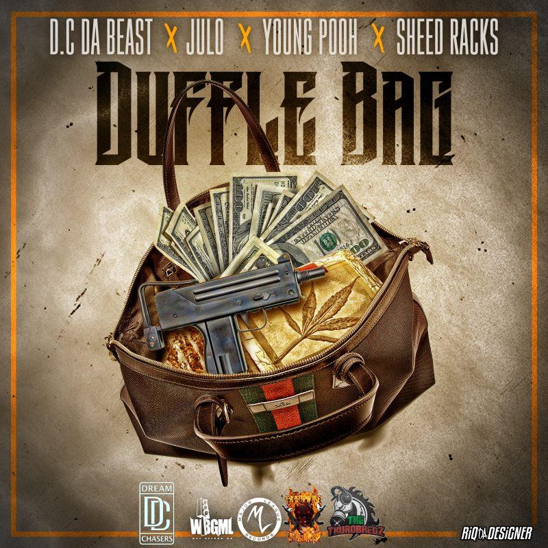 D.C. Da Beast Duffle Bag