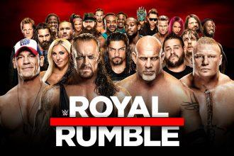 2017 Royal Rumble