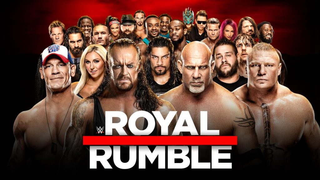 2017 Royal Rumble
