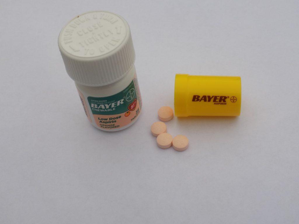 Bayer Aspirin #BayerAspirin #HeroSmith #ad