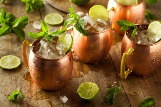 Are There Contests for the Best Moscow Mules