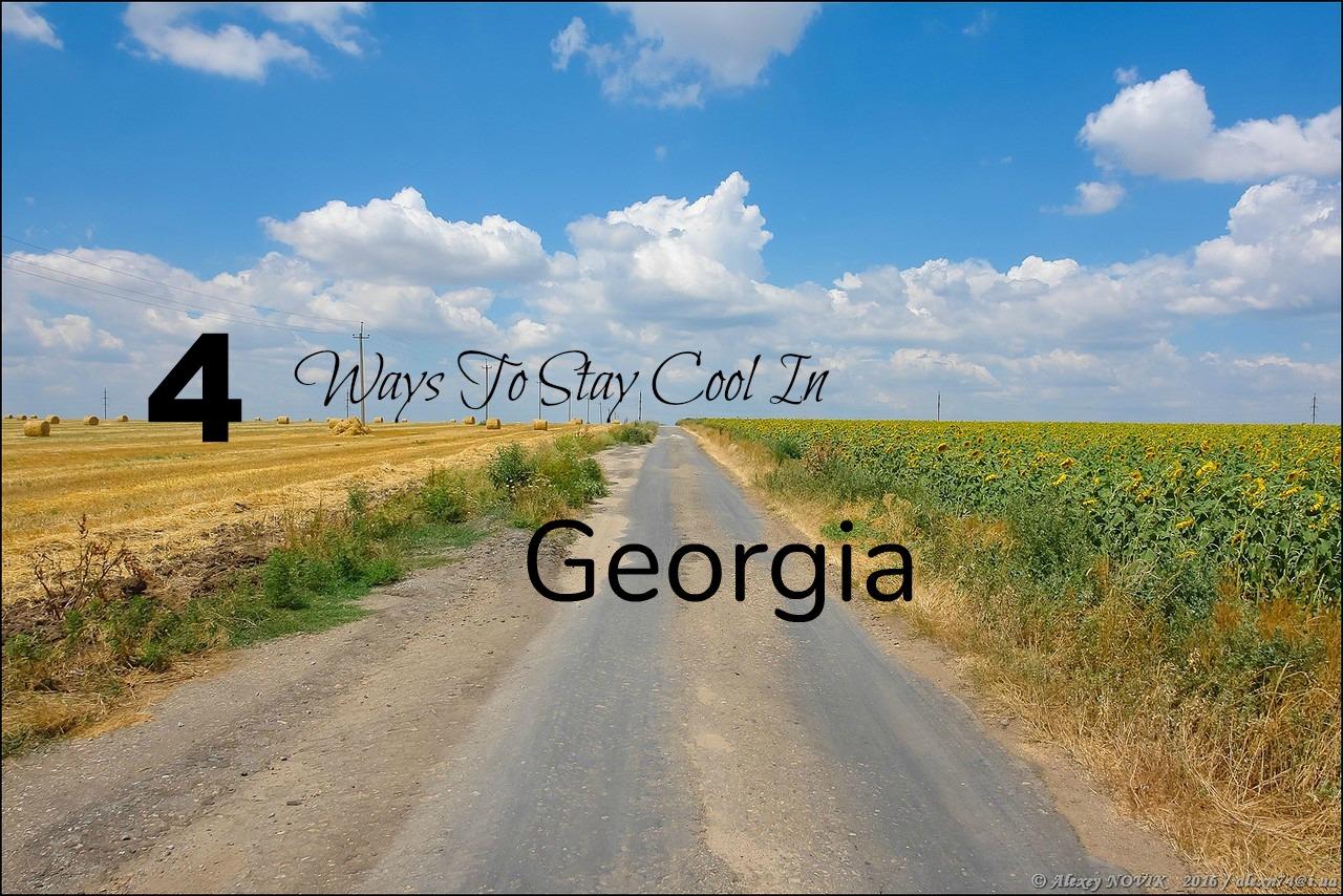 Stay Cool in Georgia