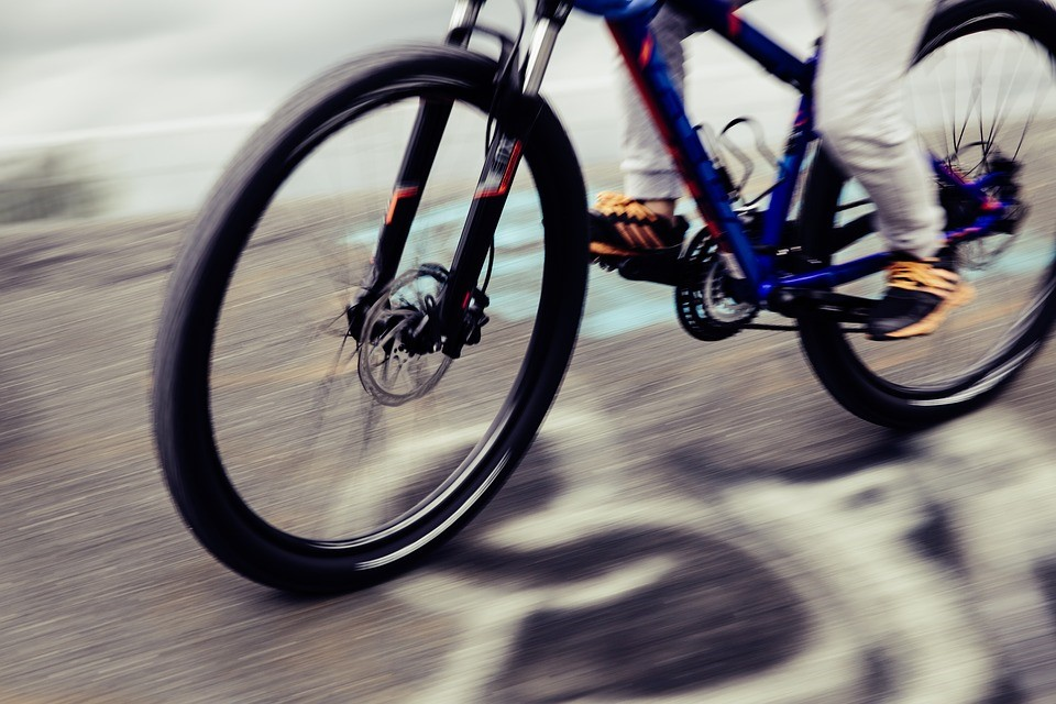 Taking Up Cycling