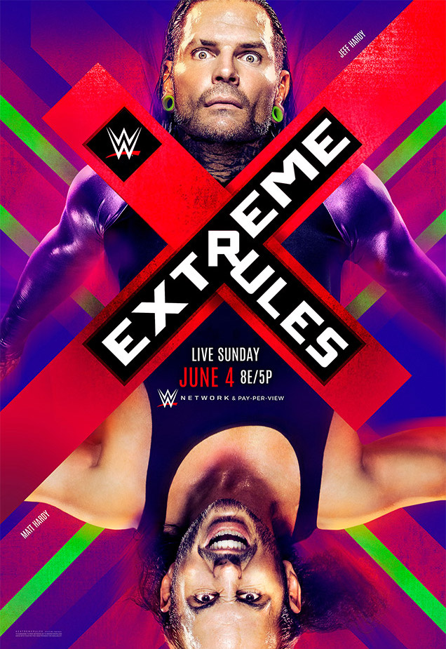 2017 Extreme Rules PPV Review
