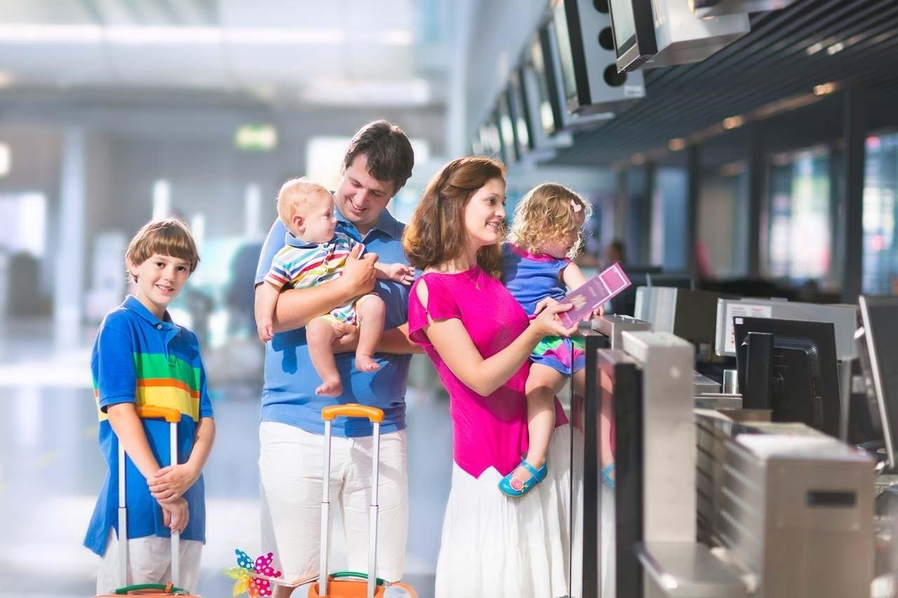 Traveling with your Children