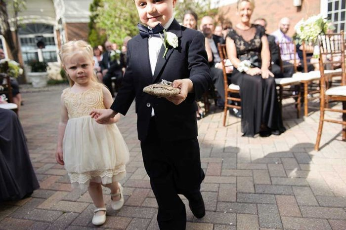 Kids Involved In Your Wedding