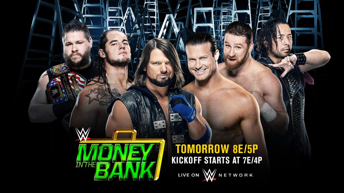 Money in the Bank PPV Review