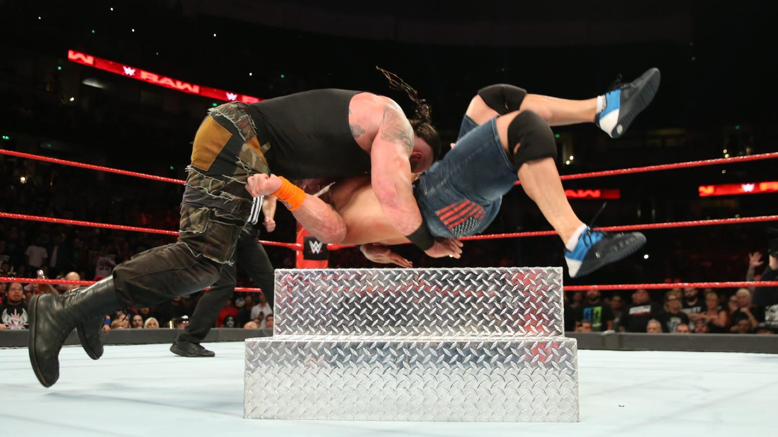 Raw Moments from Anaheim