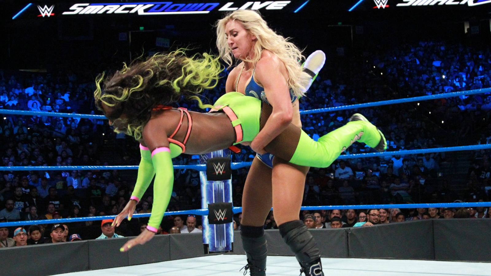 SmackDown Live Moments from Oakland