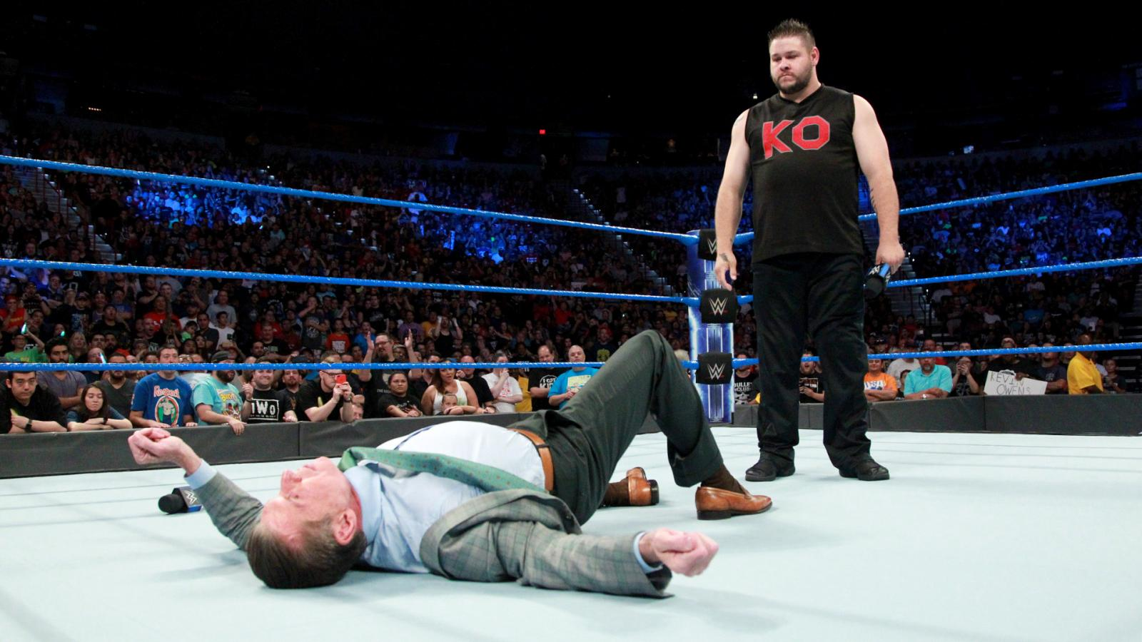 SmackDown Live Moments from Las Vegas