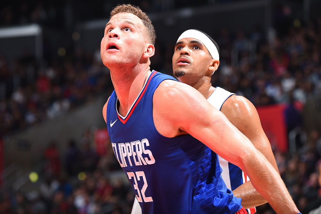 Blake Griffin Traded