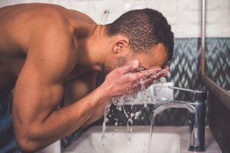 4 Skin Care Tips for Men