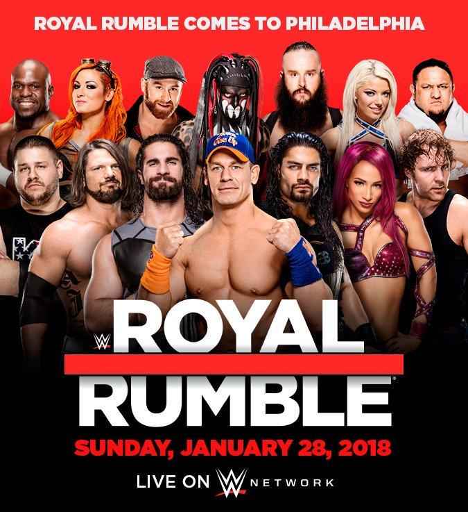 2018 Royal Rumble