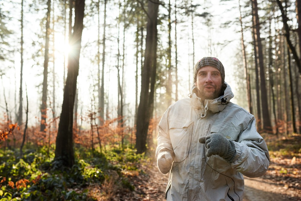 The Five Best Winter Workouts for Busy Dads