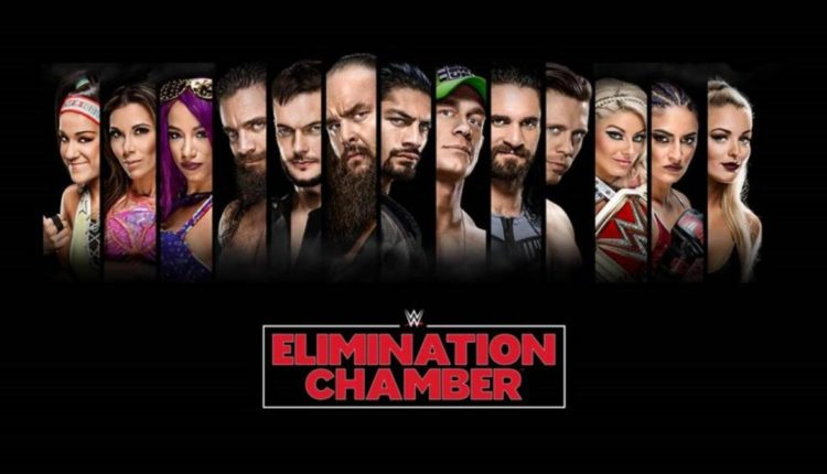 Daddy's Hangout 2018 Elimination Chamber PPV Review