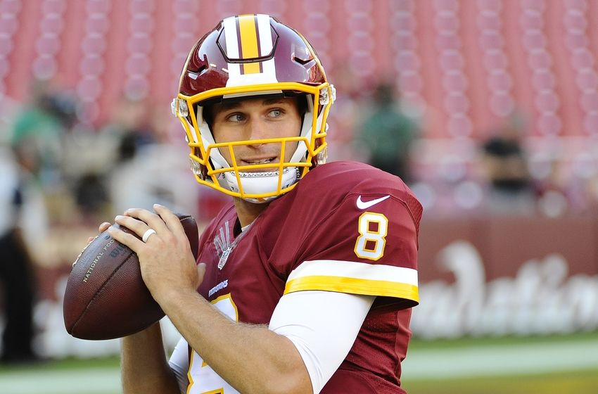 Where Will Kirk Cousins Be Playing Next Year?