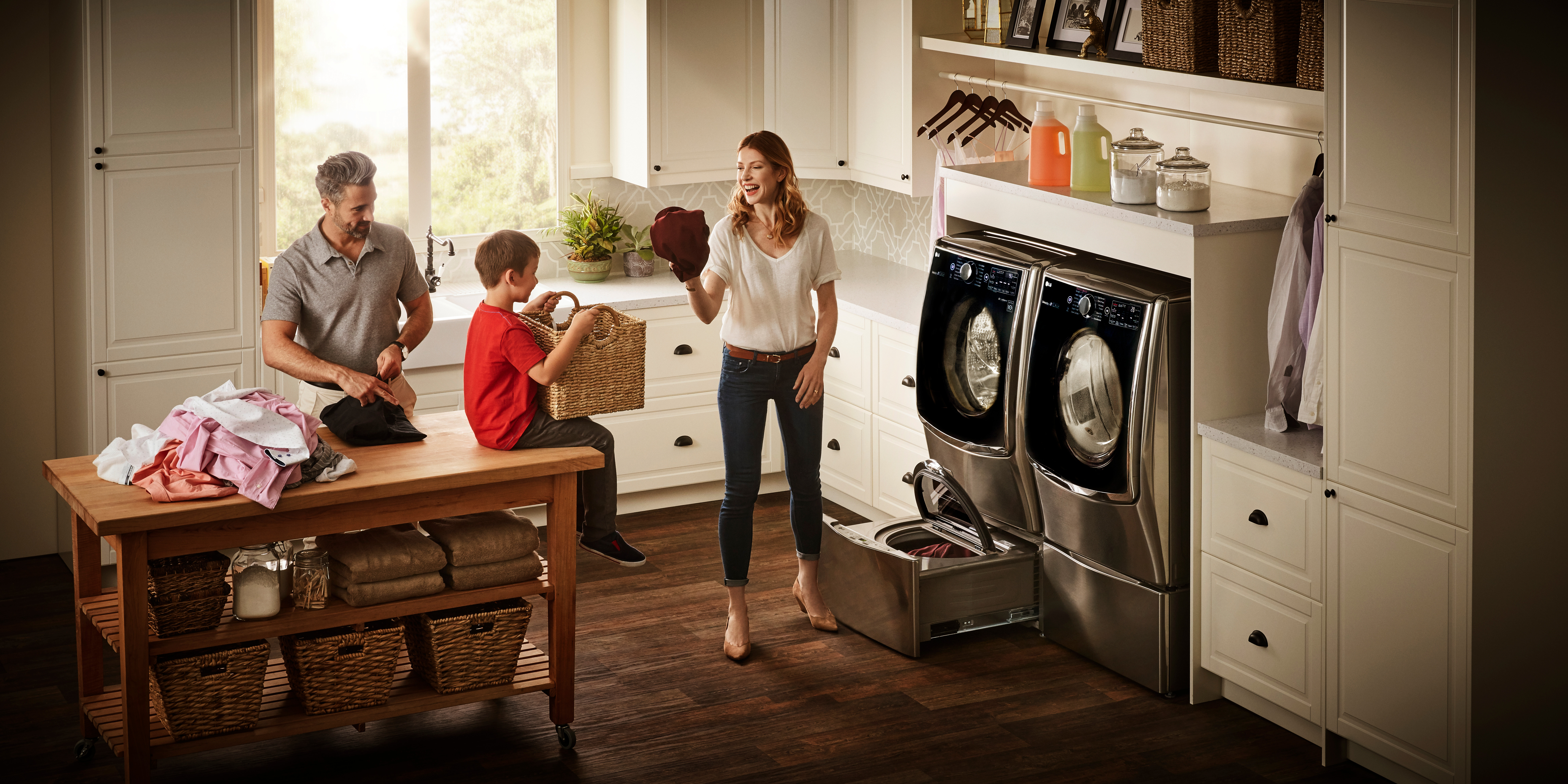 Upgrade Your Appliances at Best Buy With LG
