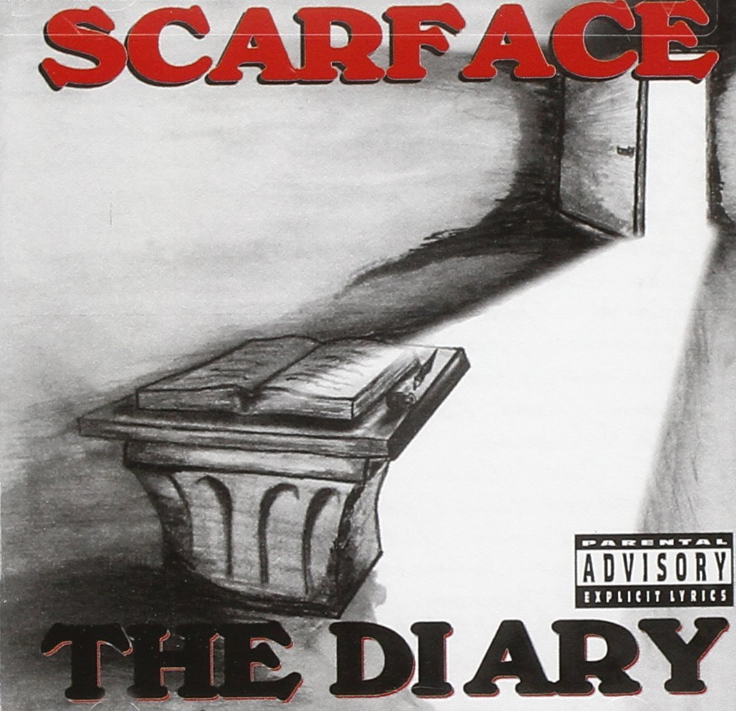 Scarface Ice Cube Hand of the Dead Body