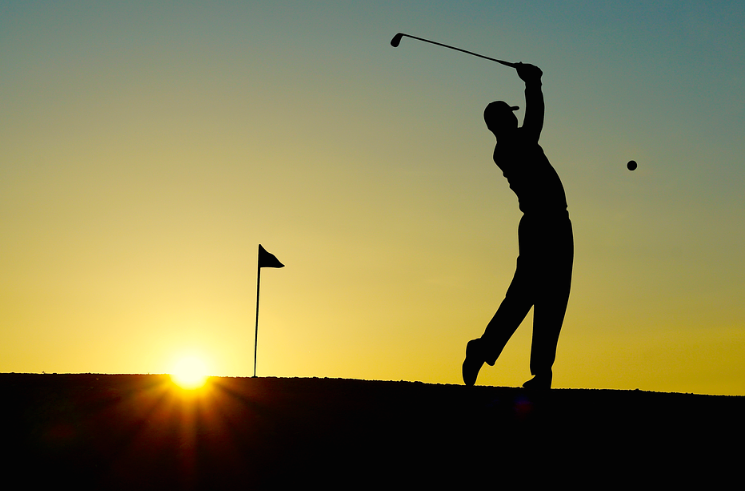 Here's 4 Ways to Up Your Golf Game