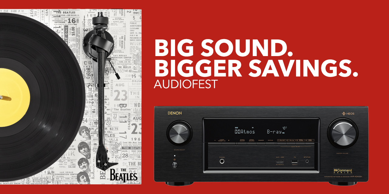 Love Audio and Technology? Head to Best Buy for March AudioFest