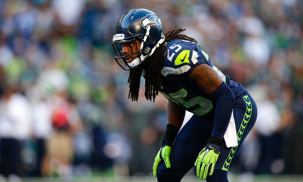 Richard Sherman Signs With San Francisco For 3 Years