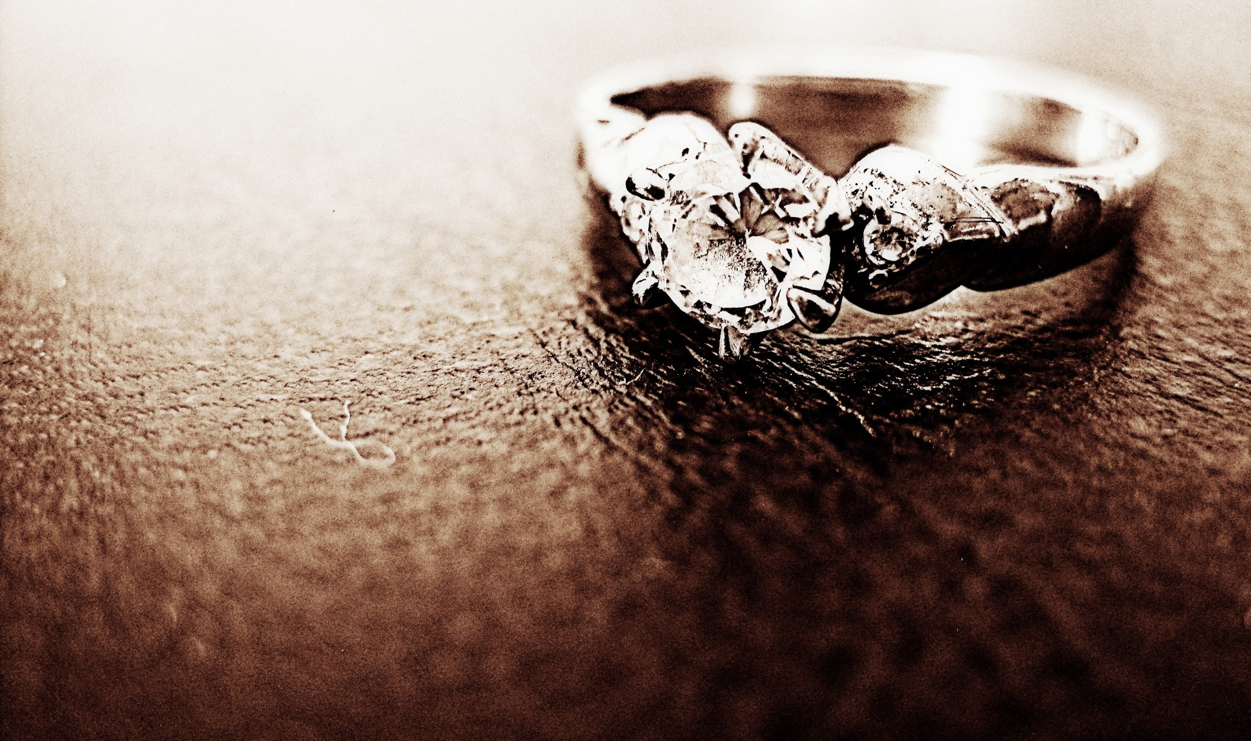 Making That Ultimate Commitment... To An Engagement Ring!
