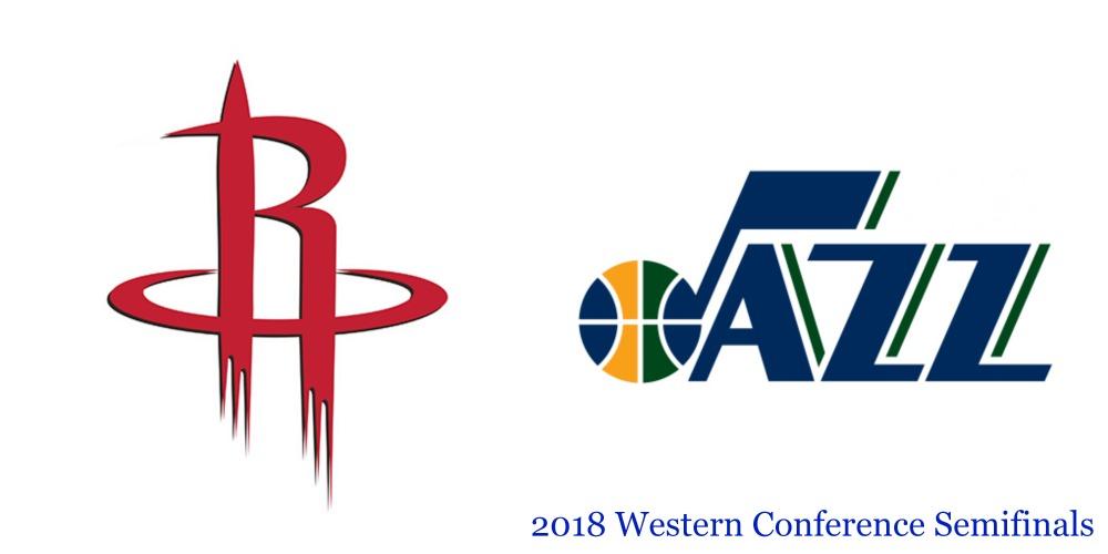 2018 Western Conference Semifinals: Houston Utah