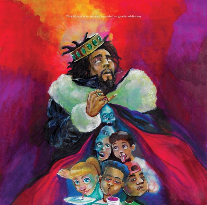 Listen and Stream J. Cole KOD Album Now