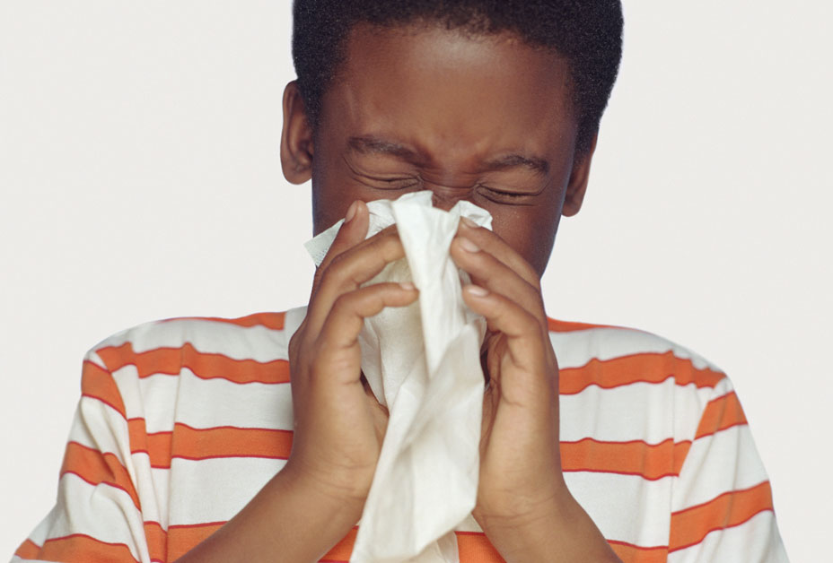 7 Ways to Help Your Child with Allergy Symptoms