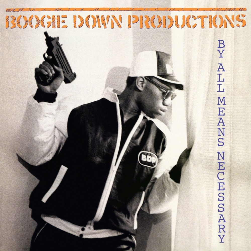 Boogie Down Productions Released By All Means Necessary 30 Years Ago