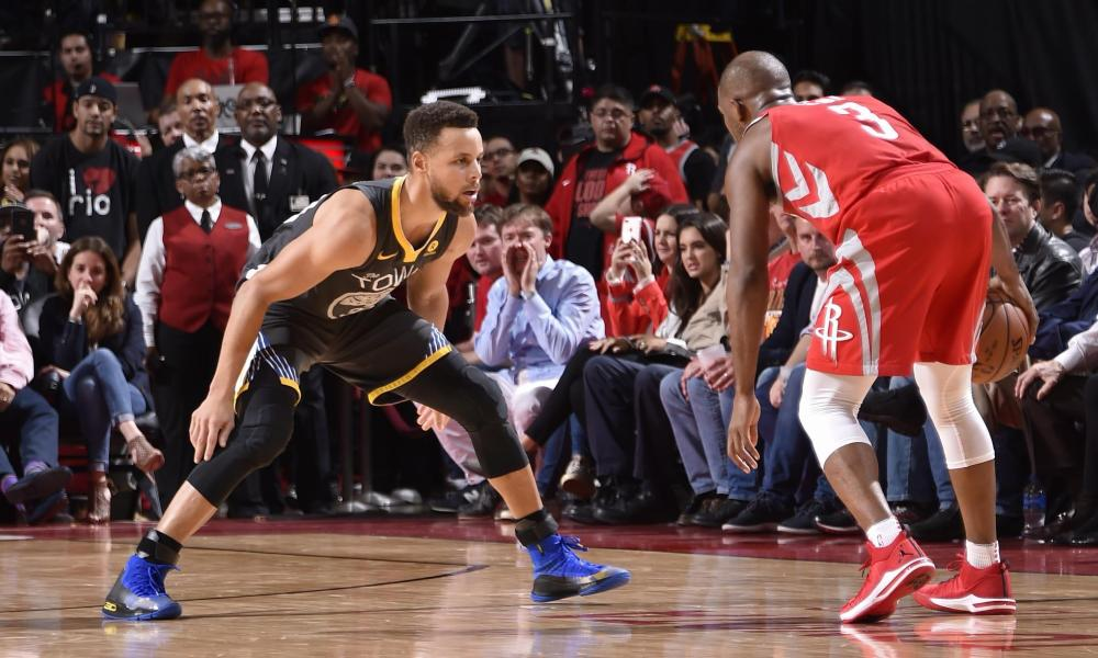 Houston Golden State: Who's Winning Game 3?