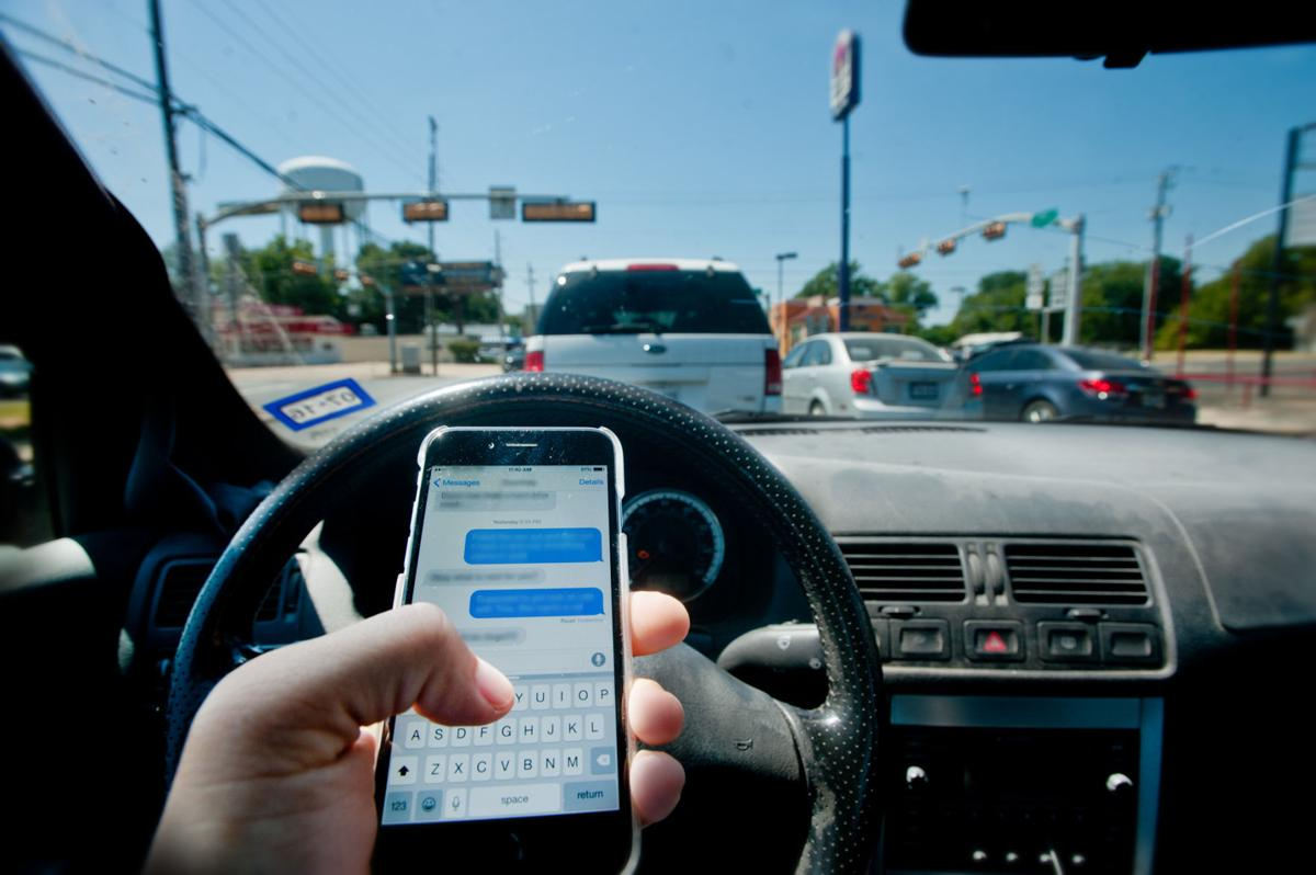 New Texting and Driving Law Signed in Georgia