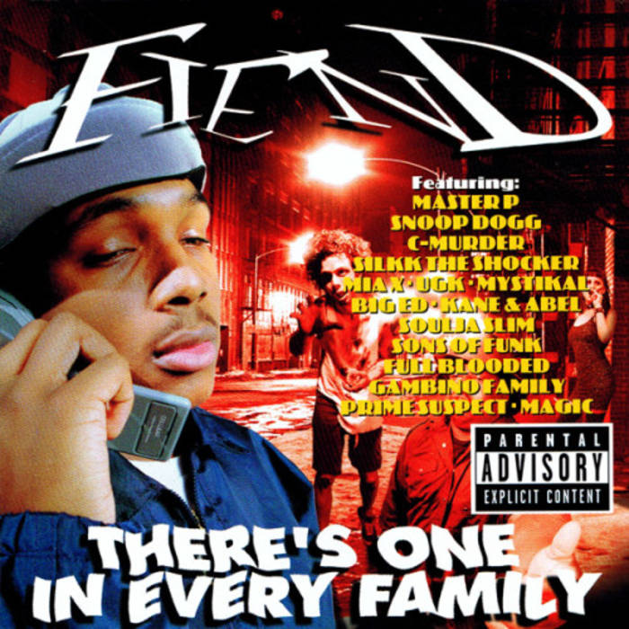 Fiend Released Debut Album 20 Years Ago Today