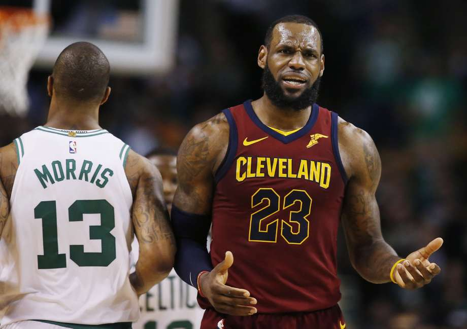 Can the Cavs Take Game 3 From Boston At Home?