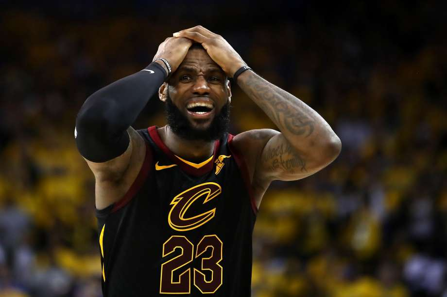 Can Lebron and The Cavs Bounce Back in Game 3 of the NBA Finals?