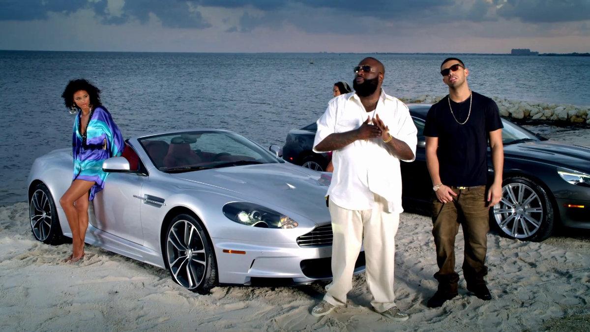 Rick Ross Aston Martin Music Featuring Drake