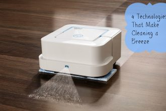 4 Technologies That Make Cleaning a Breeze