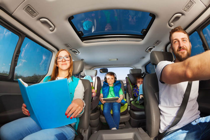 3 Tips When Travelling with Children in the Car