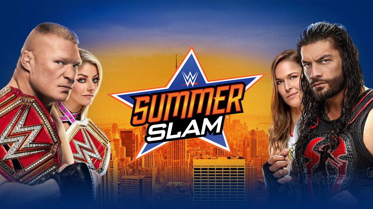 Daddy's Hangout 2018 SummerSlam Review