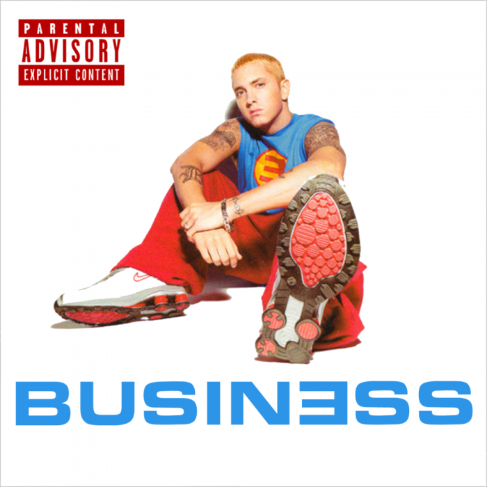 Business from Eminem for Throwback Thursday