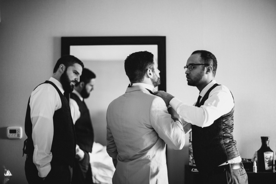 3 Things Every Man Must Do Before His Wedding Day