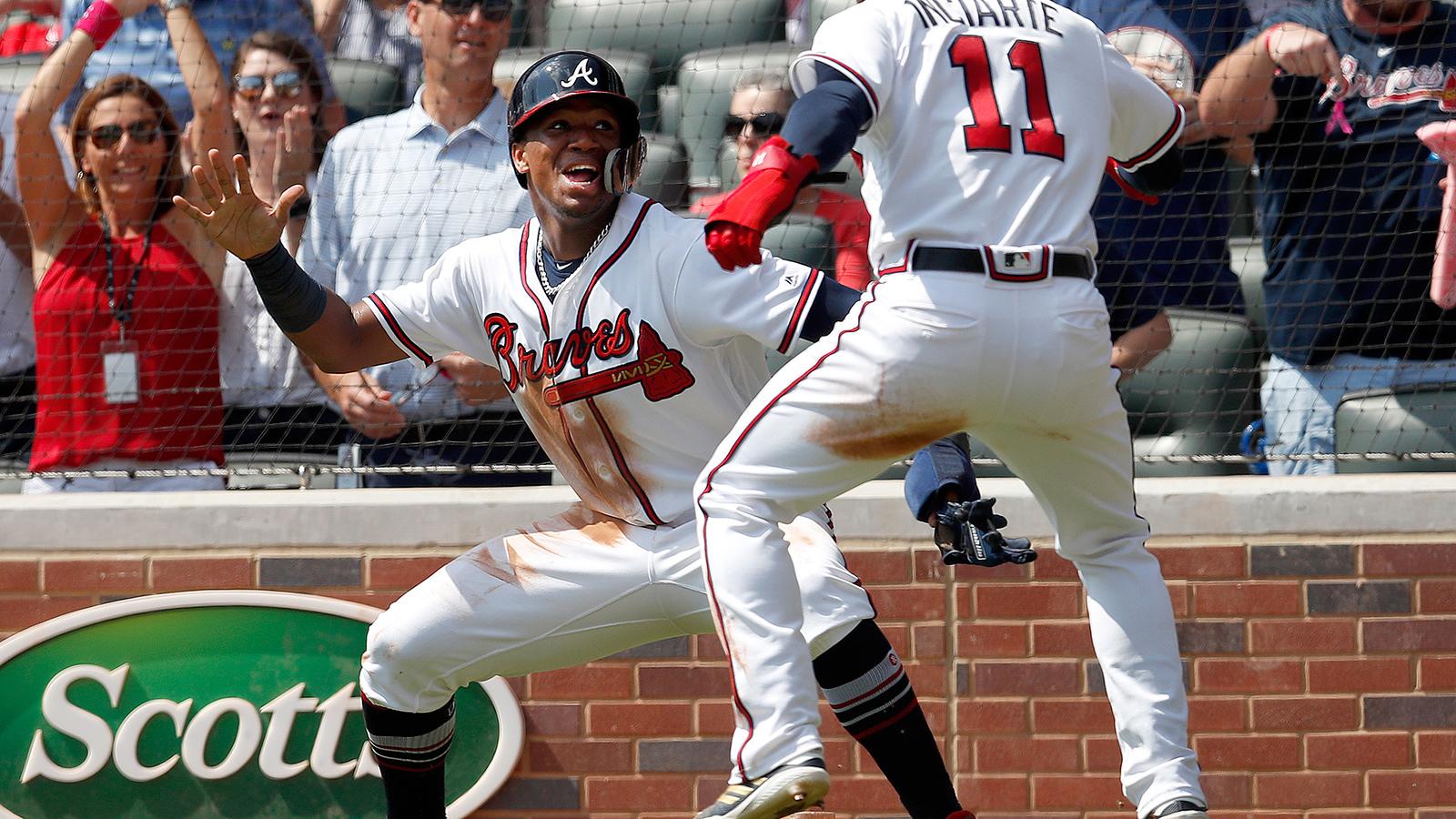 Atlanta Braves Clinch NL East Crown